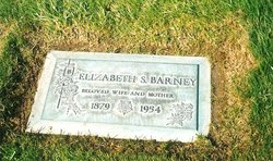 Elizabeth S. <i>Evans</i> Barney