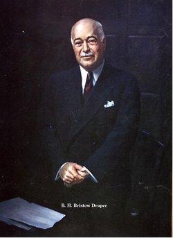 Benjamin Helm Bristow Draper, Sr