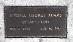 Russell George Adams