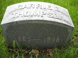 Carrie D. Thompson