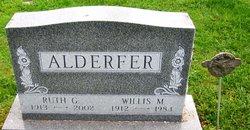 Ruth <i>Gulick</i> Alderfer