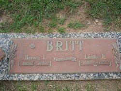 Harvey I Britt