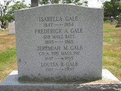 Jeremiah M Gale