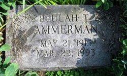 Beulah T. Ammerman