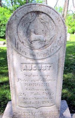 August Borger