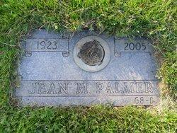 Jean Margaret <i>MacKenzie</i> Palmer