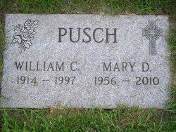 Mary Dorothy <i>Urioste</i> Pusch