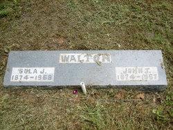 Sula J <i>Melton</i> Walton