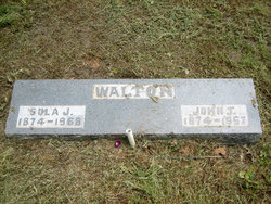 John T Walton