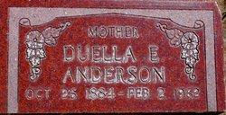 Duella E Anderson