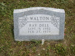 Ray Dell Walton