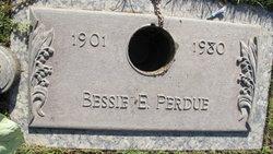 Bessie Edna <i>Tucker</i> Perdue