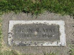 John Robert Vent