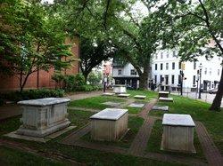 Saint Annes Churchyard