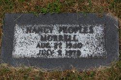 Nancy L <i>Peoples</i> Morrell