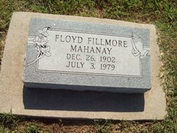 Floyd Fillmore Mahanay