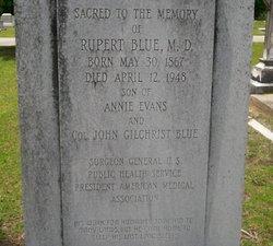 Rupert Blue