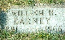 William Henry Bill Barney