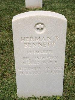 Herman P Bennett