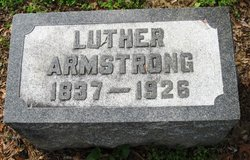 Lieut Luther Armstrong