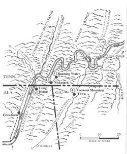 Chief Dragging Canoe Tsiyugunsini Attakullakulla