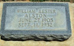 William Lester Alston