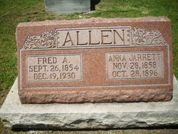 Anna <i>Jarrett</i> Allen