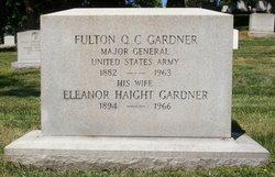 Eleanor <i>Haight</i> Gardner