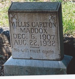 Willis Carlton Maddox