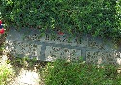 Rebecca Alice <i>Brazeal</i> O'Haren