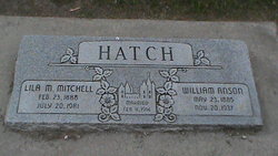 William Anson Hatch