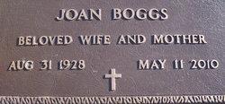 Joan Jo <i>Bonds</i> Boggs