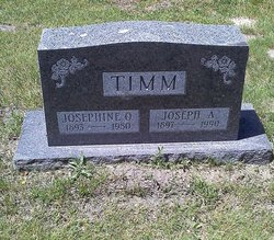 Joseph August Timm