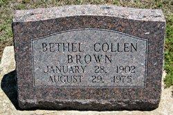 Bethel Collen Brown