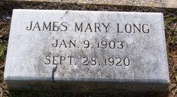 James Mary Long
