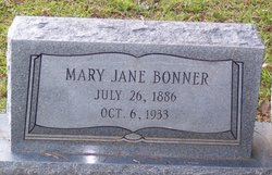 Mary Jane Bonner