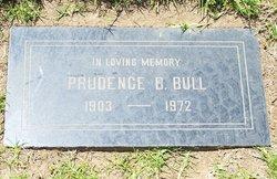 Prudence Benetta <i>Hagen</i> Bull