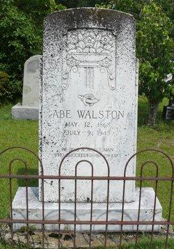 Abraham Abe Walston