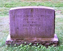Inez Luanne <i>Whipple</i> Wilder
