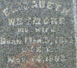 Elizabeth Betsey <i>Wetmore</i> Beardsley