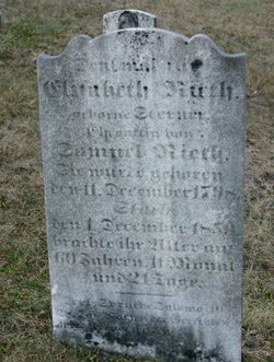 Elizabeth <i>Sterner</i> Rieth
