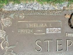 Thelma G. <i>Glasgow</i> Stephens