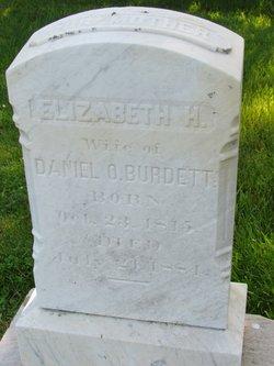 Elizabeth Betsy <i>West</i> Burdette