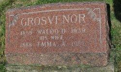 Emma A. <i>Rogers</i> Grosvenor