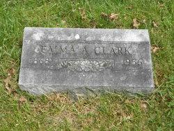 Emma A. <i>Herbert</i> Clark