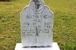 Martha Emily <i>Lumpkin</i> Bailey