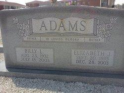 Billy Lou Adams