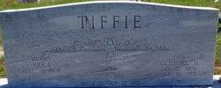 Clifford H Tiffie