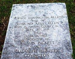 Grace <i>Covington</i> Allen