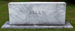 Edmund Ashe Allen, Sr